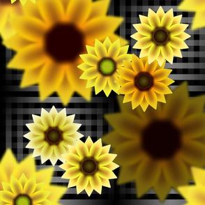 SummerSunflowers_YellowGingham