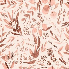 eucalyptus pink pastel