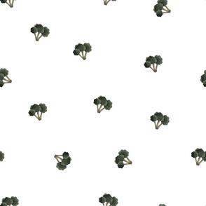 Broccoli pattern
