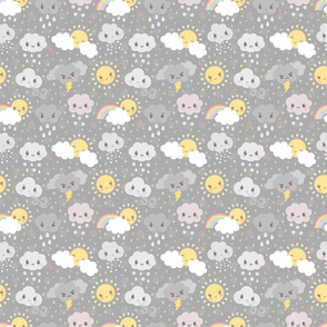 Weather pattern grey-01