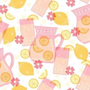 Cute Lemonade - Pink
