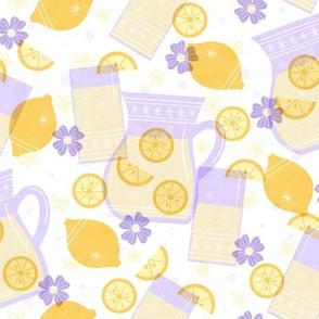 Cute Lemonade - Purple