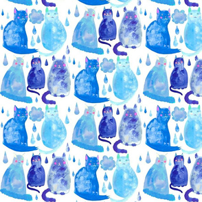 Rain Cats