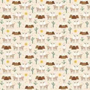 Llamas - small