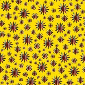 Rain Daisy in Bumble Bee Yellow