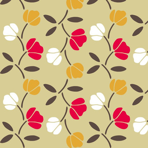 Retro Kitchen Linens