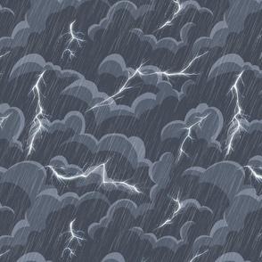 Thunder Bolts and Lightning