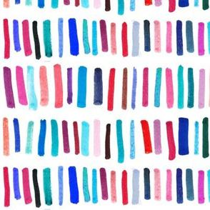 Brush Lines - Color Set 1 Spring