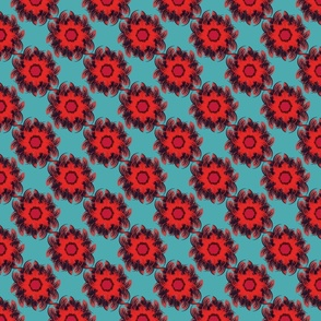blue-red-black