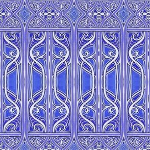 Blue Spirits of Minarets