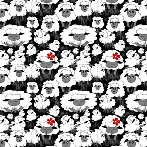 Just Sheep (Black)