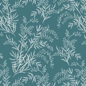 Acacia Emerald pattern