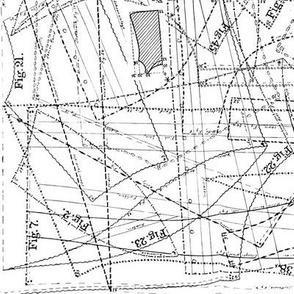 old pattern sheet