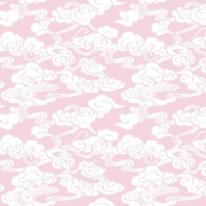 Fog banks pink50