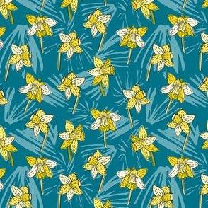 Daffodil Teal