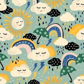 Clouds fantasy