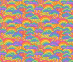 152 Happy Groovy Rainbows