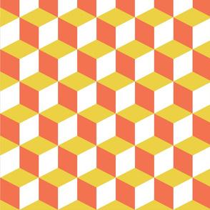 large qbert repeat pink yellow-01
