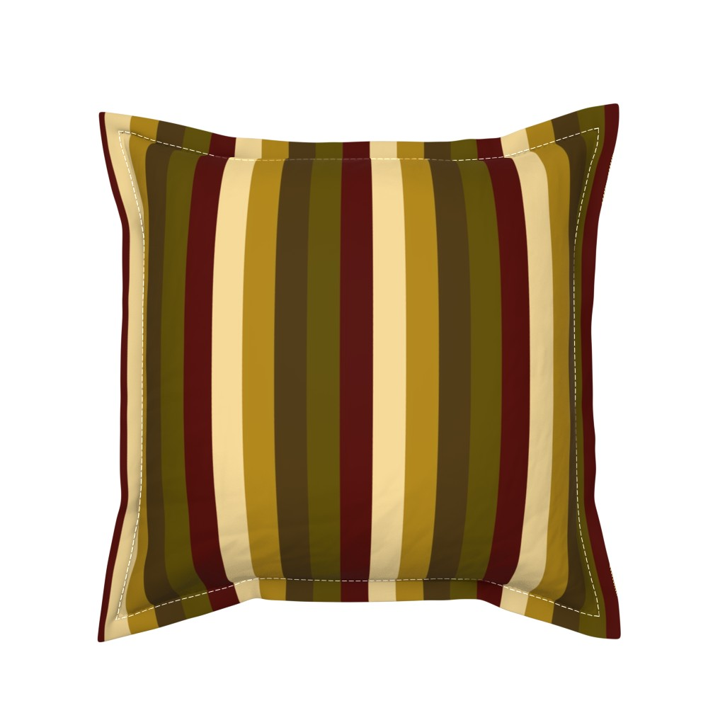 Serama Throw Pillow featuring WinterTapestry by jozanehouse