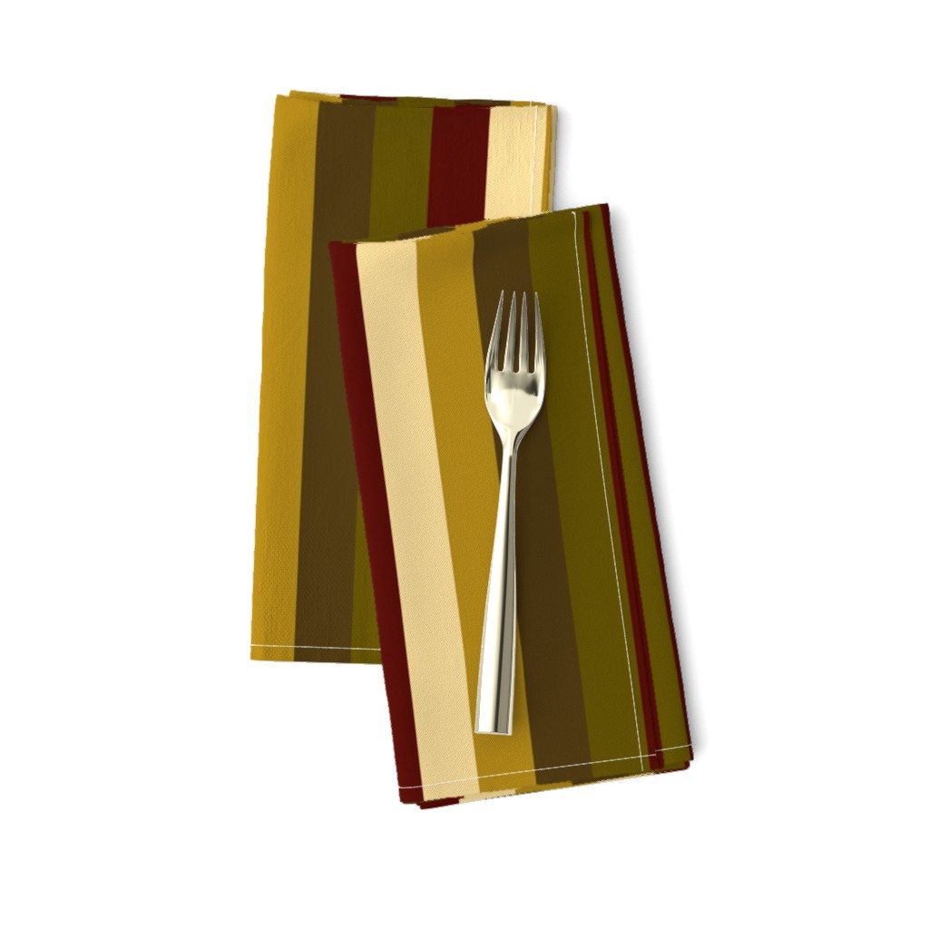 Amarela Dinner Napkins featuring WinterTapestry by jozanehouse