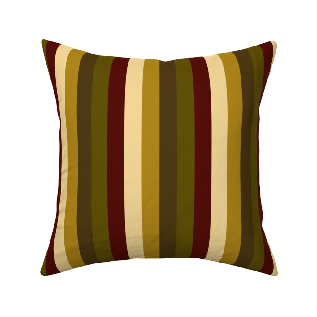 Catalan Throw Pillow featuring WinterTapestry by jozanehouse