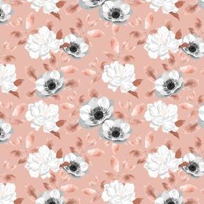 Gardenia pattern pastel
