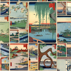 100 Views of Edo