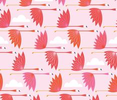Migration Weather - Flamingo Season