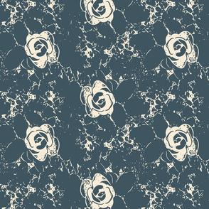 Rococo Rose Lace dark
