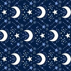 Moon Magic, Rotated