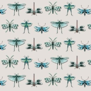 winged bugs