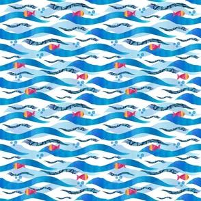 Blue Waterways