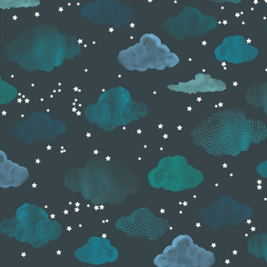cloudy with a chance of dreams