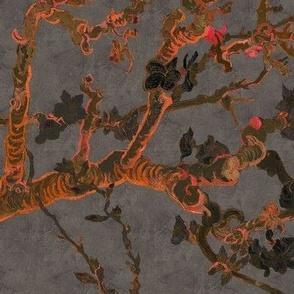 Almond Blossoms ~ Van Gogh ~ Wonderland Night  ~ Large