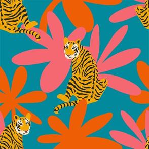 Tropical Tigers