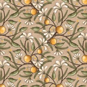 BellaNora citrus pattern medium