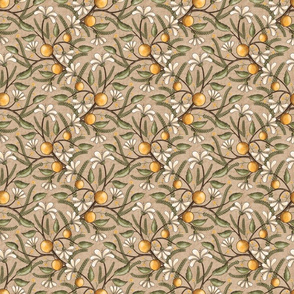 BellaNora citrus pattern small
