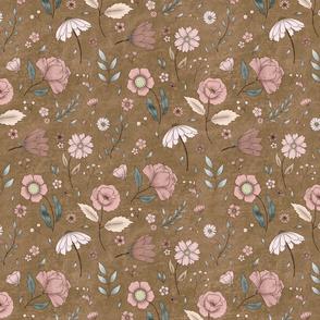 BellaNora Floral Fancy pattern, medium