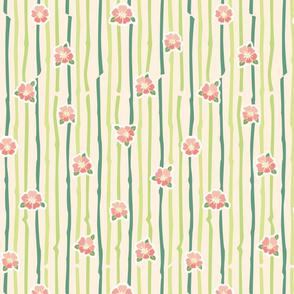 flower stripe