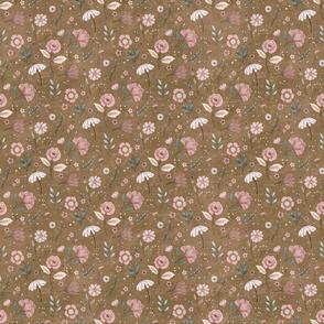 BellaNora Floral Fancy pattern, small