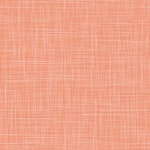 Linen Solid - Light Rose Coral -  (Books)
