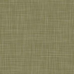 Linen Solid - Book Green (Books)