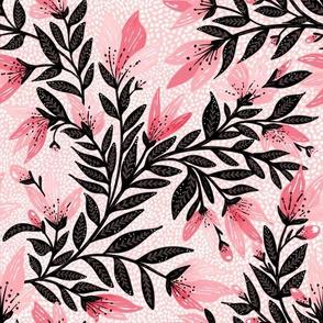 Springtime pink soft by Jac Slade