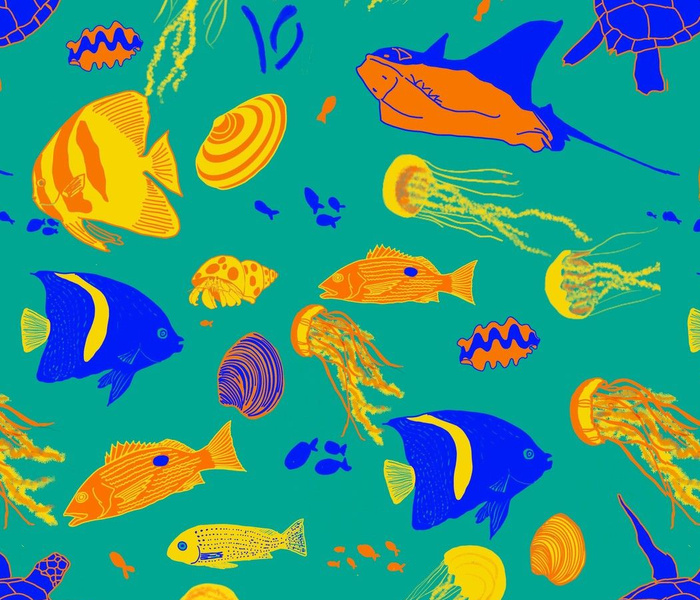 What youseeunderthesea