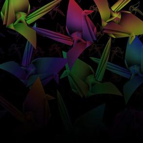 Paper Cranes (Fade)