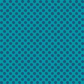 dark blue - bright blue