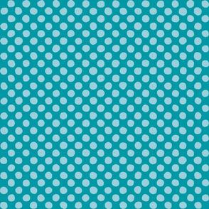 light blue - bright blue
