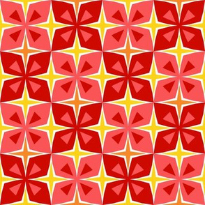Tiki Toon Tiles Strawberry Cherry
