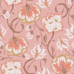 Floral Delight Pink
