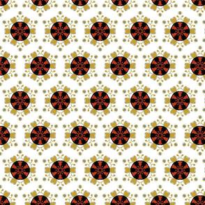 Flowers bugs fancy hearts v3 by kaorina